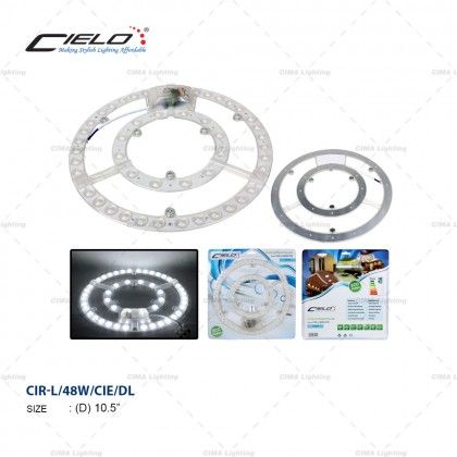 CIELO 36W OR 48W CIRCULAR LED MAGNET RING LIGHT [DAYLIGHT]